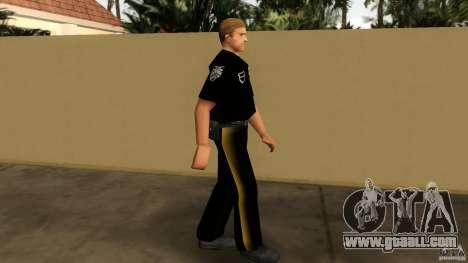 New clothes cops for GTA Vice City second screenshot