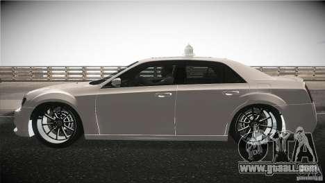 Chrysler 300 SRT8 2012 for GTA San Andreas left view