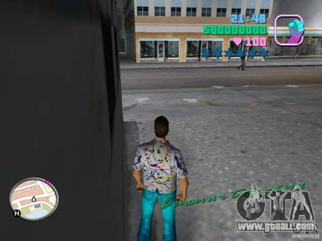 Pak new skins for GTA Vice City third screenshot