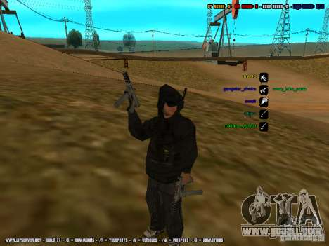 Drug Dealer for GTA San Andreas second screenshot