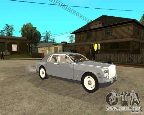 Rolls-Royce Phantom (2003) for GTA San Andreas right view
