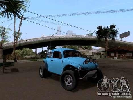 Volkswagen Buggy 1963 for GTA San Andreas