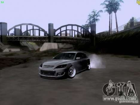 Mazda Speed 3 Stance for GTA San Andreas