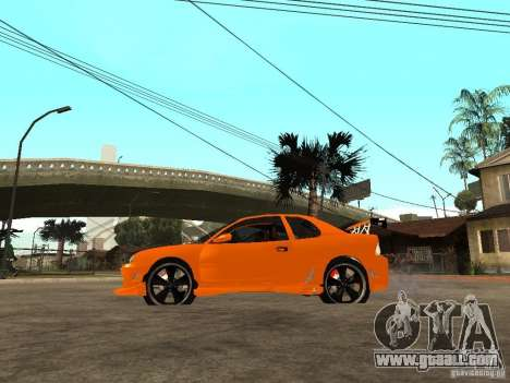 Dodge Neon for GTA San Andreas left view