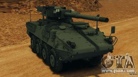 Stryker M1128 Mobile Gun System v1.0 for GTA 4