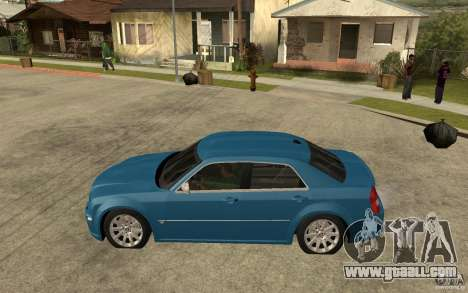 Chrysler 300C 6.1 SRT-8 2007 for GTA San Andreas