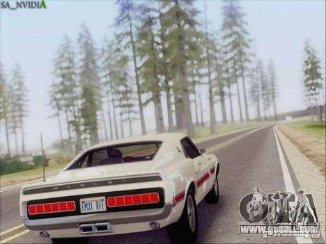 SA_Nvidia Beta for GTA San Andreas fifth screenshot