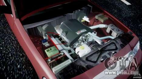 Ford Crown Victoria 2003 v.2 Civil for GTA 4 upper view