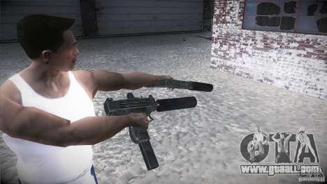 Weapon Pack by GVC Team for GTA San Andreas third screenshot