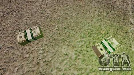 100 dollar bills United States Federal Reserve for GTA 4 second screenshot