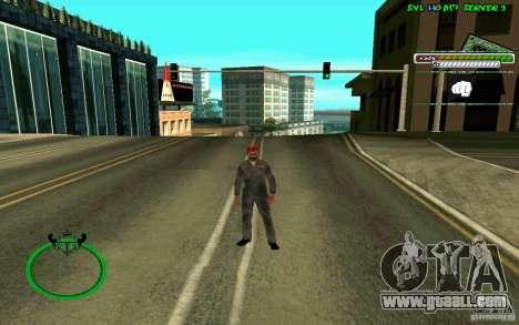 Mechanik HD Skin for GTA San Andreas forth screenshot
