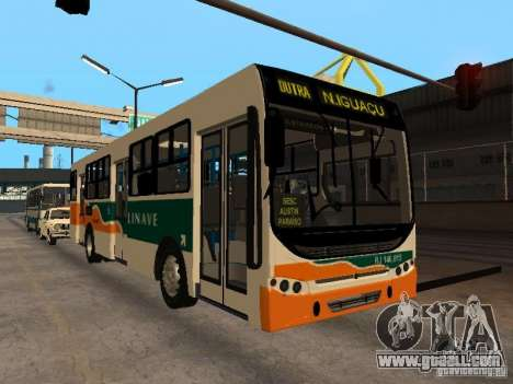 Caio Apache S21 Linave for GTA San Andreas left view