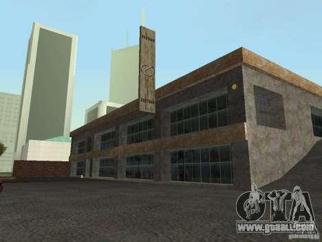 IMW Old Zastava Car Showroom for GTA San Andreas