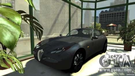 Alfa Romeo Nuvola for GTA 4