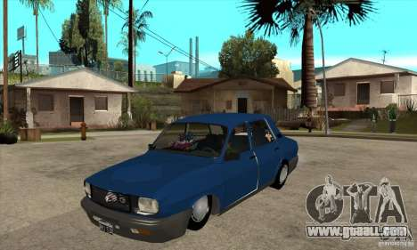 Renault 12 Tuned for GTA San Andreas