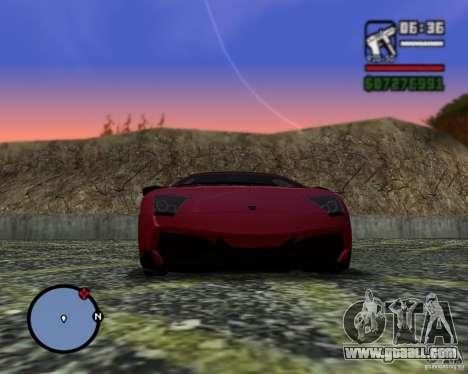Enb series by LeRxaR for GTA San Andreas third screenshot