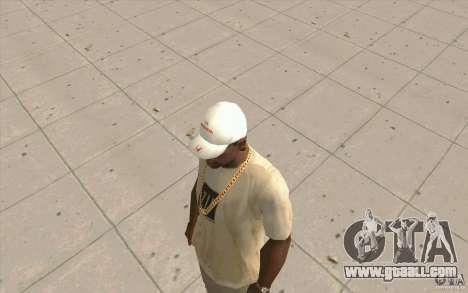 Cap honda for GTA San Andreas