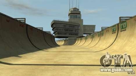 New Map Mod for GTA 4 second screenshot