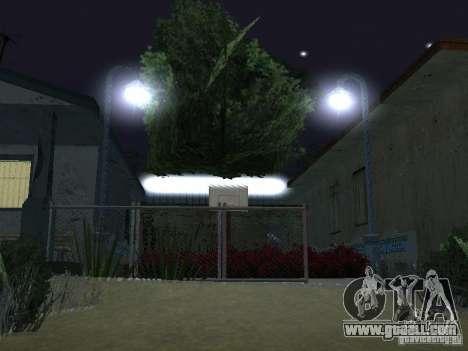The New Grove Street for GTA San Andreas eighth screenshot