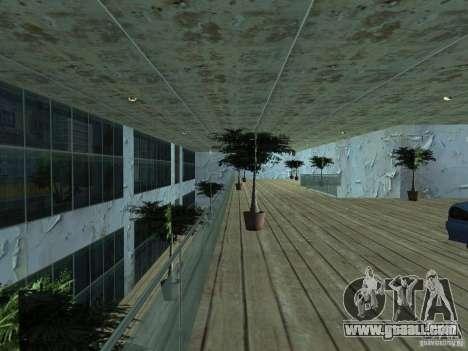 IMW Old Zastava Car Showroom for GTA San Andreas third screenshot