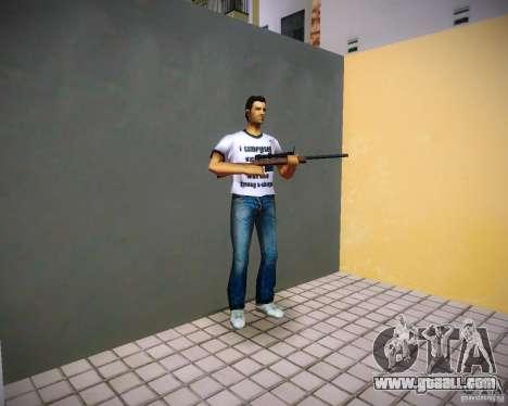 Pak weapons of GTA4 for GTA Vice City sixth screenshot