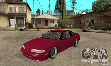 Nissan 240SX Zenki for GTA San Andreas