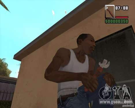 Opener for GTA San Andreas