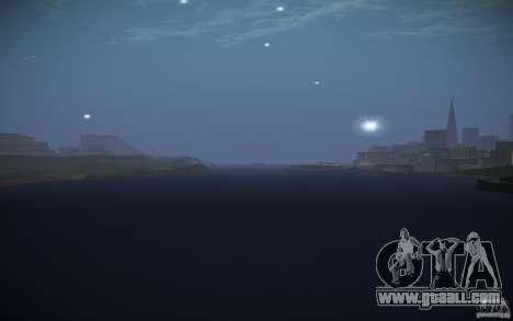 HD Water v4 Final for GTA San Andreas fifth screenshot