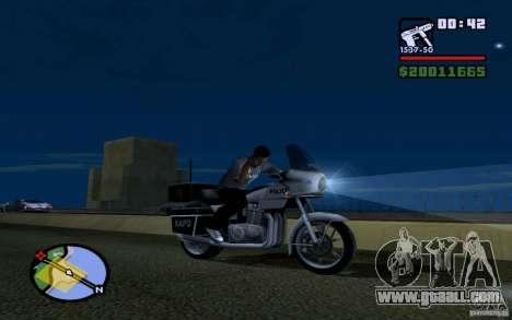 LG Optimus X2 for GTA San Andreas third screenshot