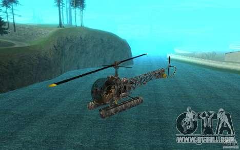 Sea Bell H13 for GTA San Andreas