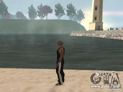 Choose any weather for GTA San Andreas seventh screenshot