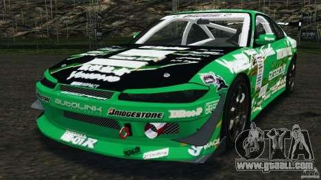 Nissan Silvia KeiOffice for GTA 4