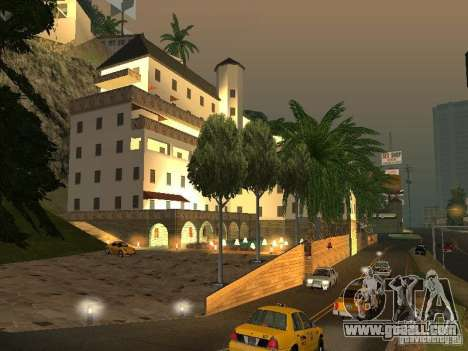 Mega Cars Mod for GTA San Andreas eleventh screenshot