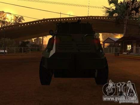 APC-60FSV for GTA San Andreas side view