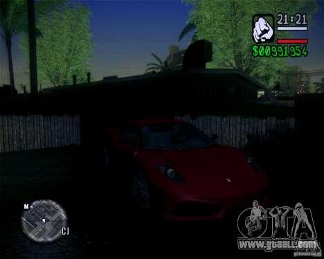 New Fonts 2011 for GTA San Andreas forth screenshot