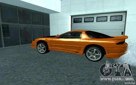 Mitsubishi 3000GT for GTA San Andreas left view