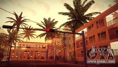HD Trees for GTA San Andreas forth screenshot