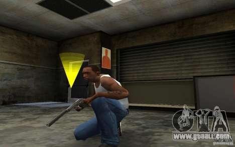 Barreta M9 and Barreta M9 Silenced for GTA San Andreas second screenshot