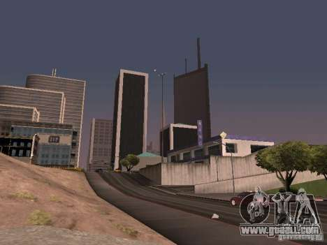 Weather manager for GTA San Andreas fifth screenshot
