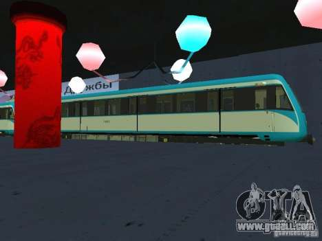 Greatland-Grèjtlènd v0.1 for GTA San Andreas fifth screenshot