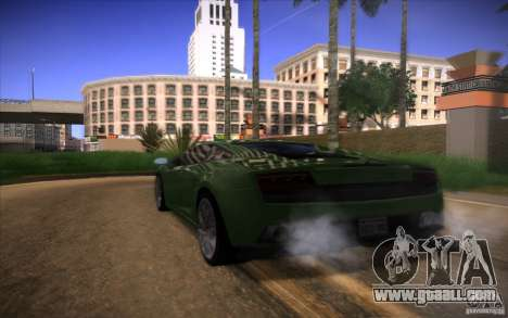 My settings ENB v2 for GTA San Andreas second screenshot