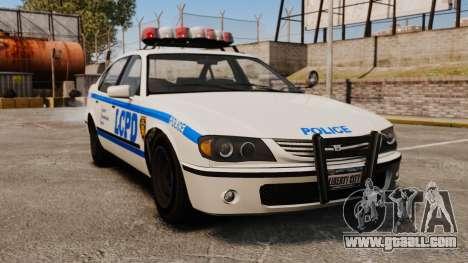 New Police Patrol for GTA 4