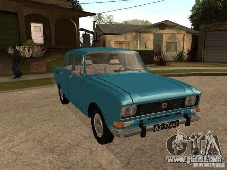 AZLK 2140 v2 for GTA San Andreas