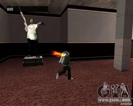 Hidden interiors 3 for GTA San Andreas eighth screenshot