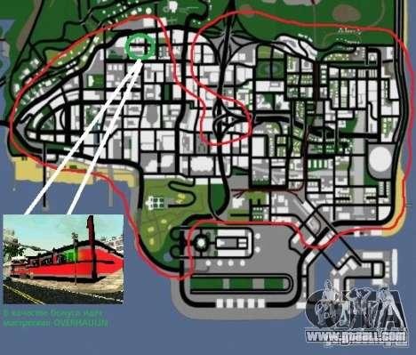 New Textures Of Los Santos for GTA San Andreas sixth screenshot