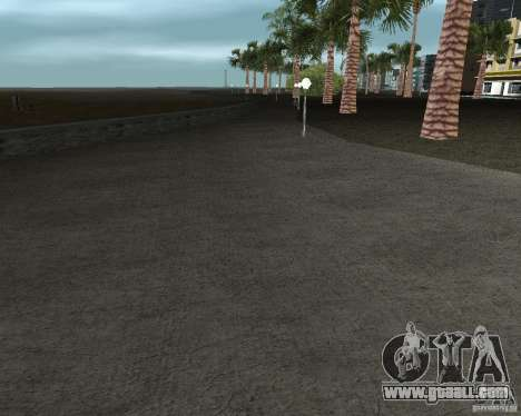 New VC textures for GTA UNITED for GTA San Andreas seventh screenshot