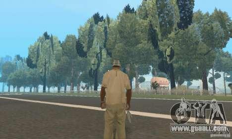 Base of CJ mod for GTA San Andreas sixth screenshot