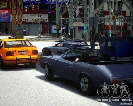 iCEnhancer 2.1 Final for GTA 4 seventh screenshot