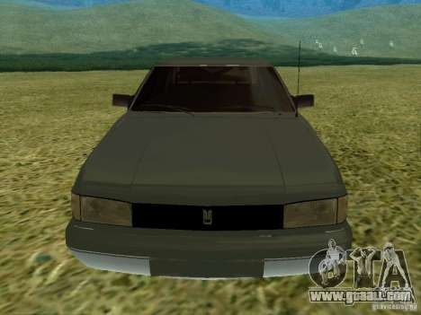 Moskvich 2141-Sviatogor 45 for GTA San Andreas left view