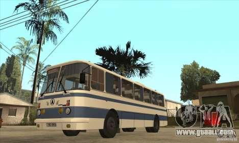 LAZ 699R (98-02) for GTA San Andreas